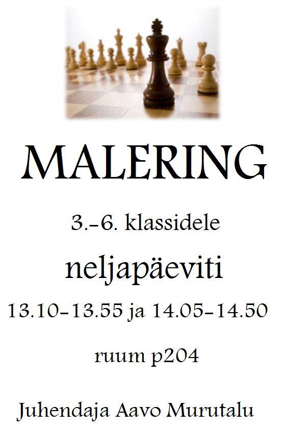 Malering